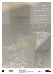SULUMUC - Opening Thursday 20th March - A3 posters online quality - 21-29 MARCH-1